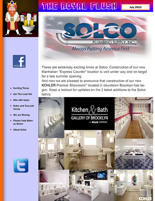 On The All New Solco Showroom Kitchen And Bath Gallery Of Brooklyn As Well A Note About Reduction Lead In Drinking Water Act 2017